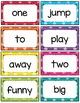 Pre Primer-3rd Grade Custom Sight Word set