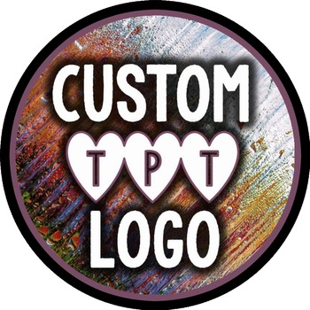 Custom TpT Store Logo