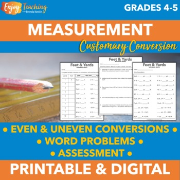 Customary Conversion - Finding Measurement Equivalents Usi
