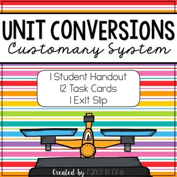 Customary Conversions