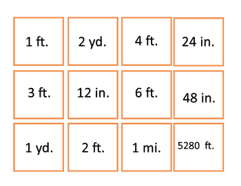 Customary Length Matching