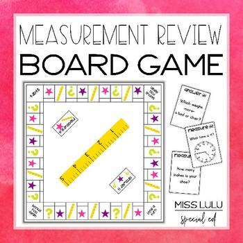 Measurement Review Board Game