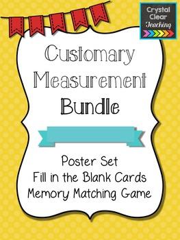 Customary Measurement Bundle