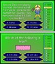 Customary Units of Length Power Point Millionaire Game (4t