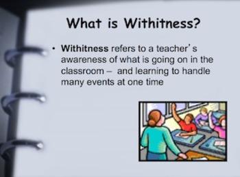 Customizable Classroom Management Strategies Presentation