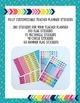 Customizable Teacher Planner Stickers