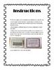 Cut & Glue Book for Kinder/First Grade/Art