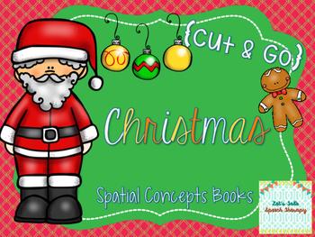 Cut & Go--Christmas Spatial Concept Books