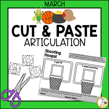 Cut & Paste Articulation-March