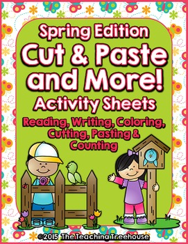Cut & Paste and More! ~ Spring Edition