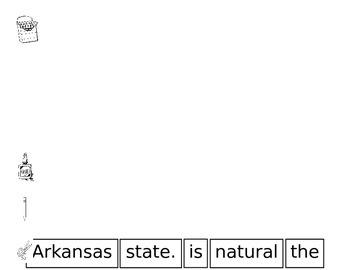 Cut a Sentence- Natural State