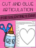 Cut and Glue Articulation for Valentine's Day