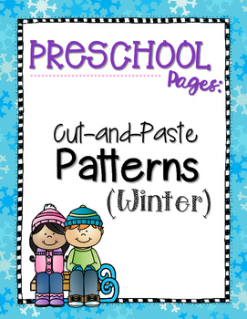 Cut-and-Paste Patterns {Winter}