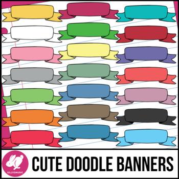 Banners Clip Art