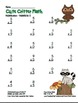 """Cute Critter Math"" Multiply 5 Common Core Multiplication"