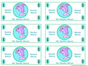 Classroom Money (Dolphin Dollars Rewards, Classroom Manage