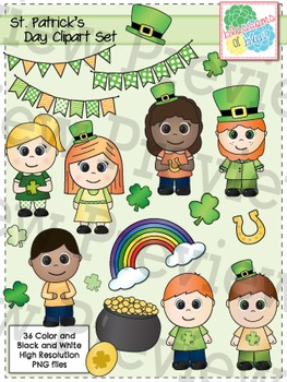Cute St. Patrick's Day Clipart