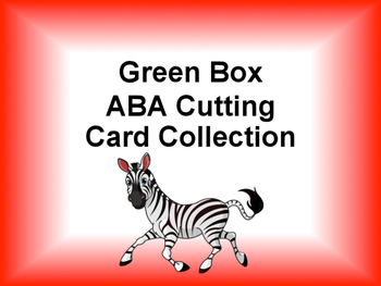 Cutting Cards Collection