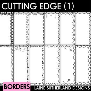 """""""Cutting Edge"""" Borders"""