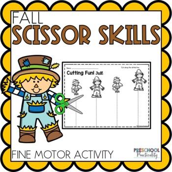 Cutting Skills {Fall}