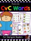 CvC Words Bundle!
