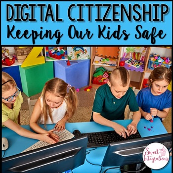 DIGITAL CITIZENSHIP AND ONLINE SAFETY - Posters, Group Act