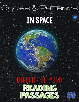 Cycles and Patterns in Space Differentiated Reading Passag