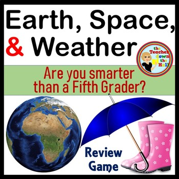 Cycles and Patterns of Earth and Space -  Smart 5th Grader