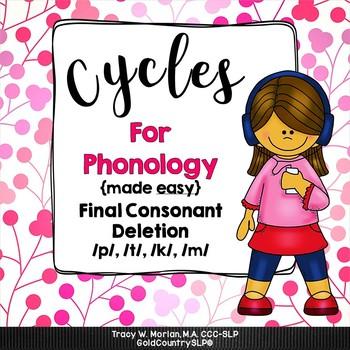 Cycles for Phonology FCD & BONUS
