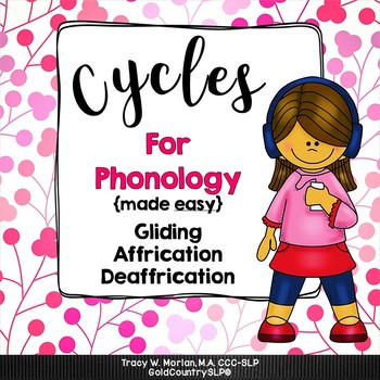 Cycles for Phonology Gliding, Affrication, Deaffrication & BONUS