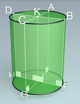 Cylinder (3d video model)