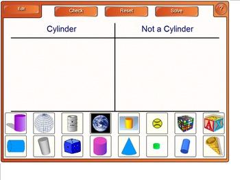Cylinder Math Smart Notebook