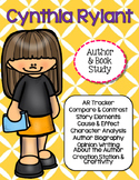 Cynthia Rylant Author & Book Study {CCSS}