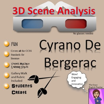 Cyrano De Bergerac: 3D Scene Analysis Project: Standards Based