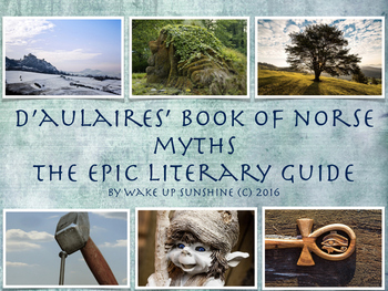 D'Aulaires' Book of Norse Myths: The Epic Literary Guide