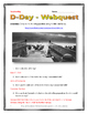D-Day (World War II) - Webquest with Key