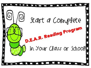 D.E.A.R. Reading Program--a complete package!