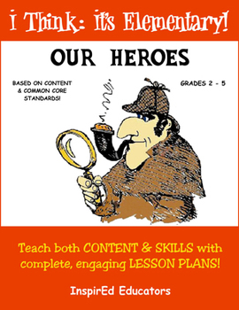 D1601 - Our Heroes! - Complete Elementary Unit