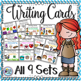 Writing Prompts Task Cards for the Year First Week of School