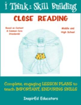 D6305 Close Reading - A Complete Ebook Unit