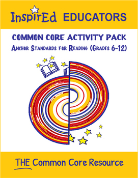 D7303 Common Core Activity Pack (Anchor Reading 6-12)