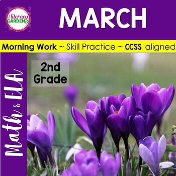 MORNING WORK {Daily Common Core & More} - MARCH~2nd Grade