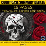 DAILY DILEMMA ONE SHEET (#1) (My University Prep)