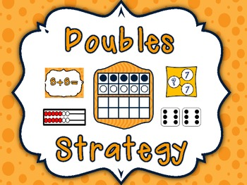 DAZZLING Doubles Addition Strategy Resources