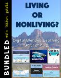 DBL Digital Blended Learning LIVING or NONLIVING unit