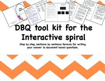 DBQ Tool Kit