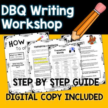 DBQ Writing Workshop