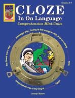Cloze In On Language (Grades 5-7)