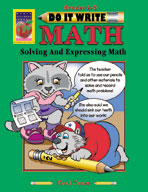 Do It Write Math (Grades 2-3)