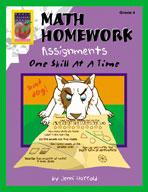 Math Homework Assignments (Grade 4)